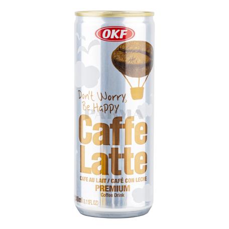 Սուրճ սառը «OKF Caffe Latte» 240մլ