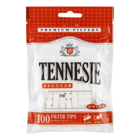 Ֆիլտր «Tennesie Regular» ծխախոտի 100հատ