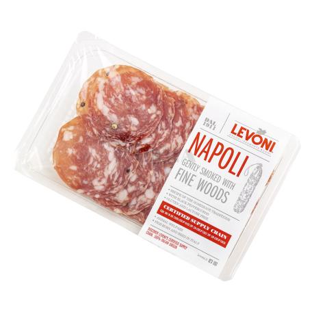 Երշիկ «Levoni Salame Napoli» կտրատած 80գ