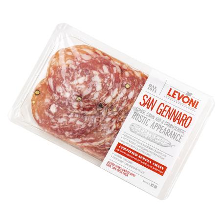 Երշիկ «Levoni Salami San Gennaro» կտրատած 80գ