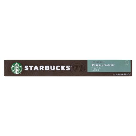 Սուրճի հաբեր «Starbucks Pike Place Roast Lungo» 53գ