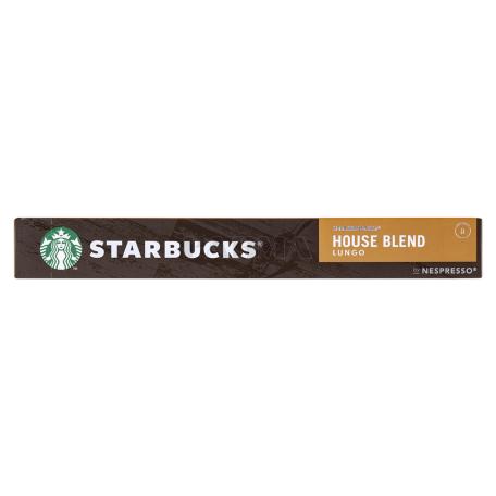 Սուրճի հաբեր «Starbucks House Blend Lungo» 57գ