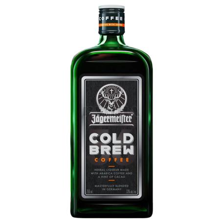 Լիկյոր «Jagermeister Cold Brew» 500մլ