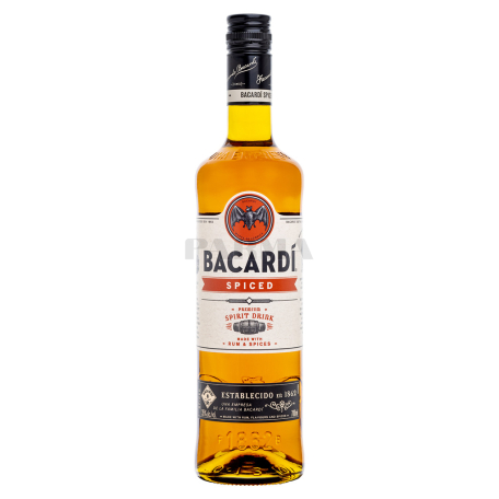 Ռոմ «Bacardi Spiced» 700մլ