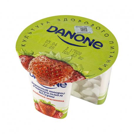 Կաթնաշոռային արտադրանք «Danone»  ելակ 5% 150գ