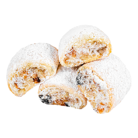 Cookie `Parma` with dried fruits kg