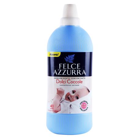 Փափկեցուցիչ լվացքի «Felce Azzurra Dolci Coccole» 1025մլ