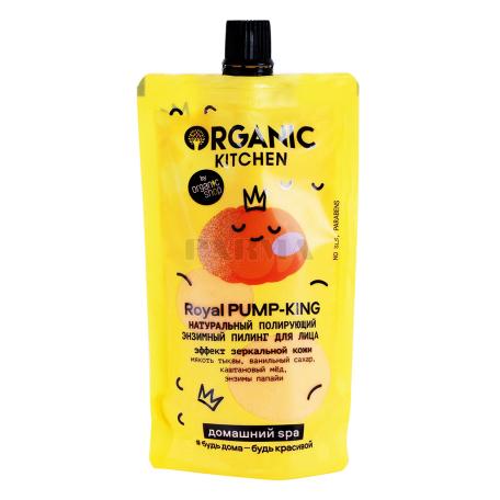 Պիլինգ դեմքի «Organic Kitchen» դդում 100մլ