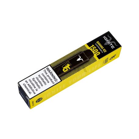 Ծխախոտ էլեկտրական «Ignite V15» բանան