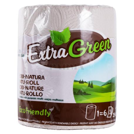 Թղթե սրբիչ «ExtraGreen Eco Friendly» 1 հատ