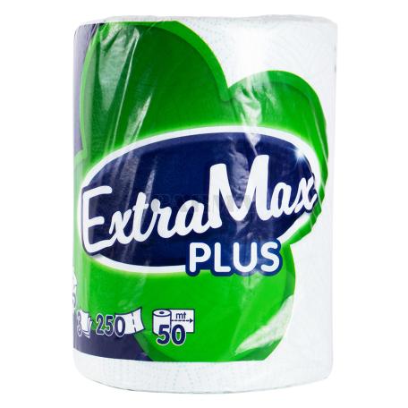 Թղթե սրբիչ «ExtraMax Plus» 1 հատ