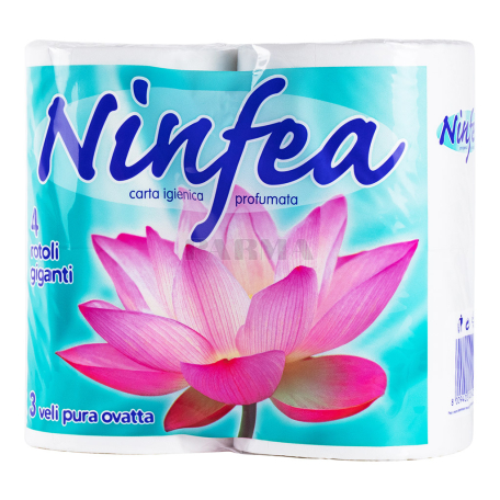 Զուգարանի թուղթ «Ninfea» 4 հատ