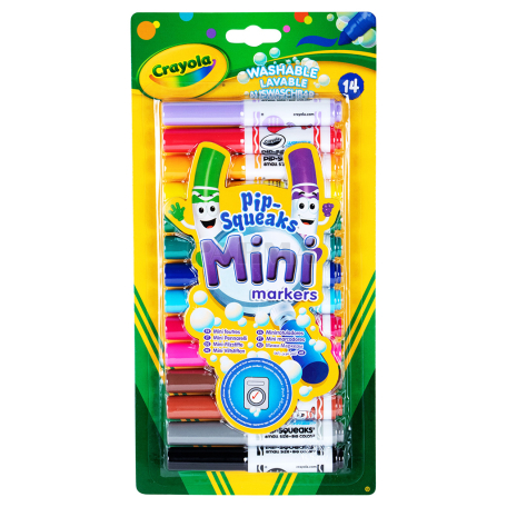 Ֆլոմաստեր «Crayola» փոքր 14 գույն