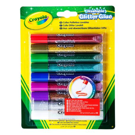 Սոսինձ «Crayola» 9 գույն