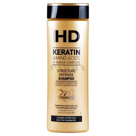 Շամպուն «HD Keratin Structure Defense» 330մլ