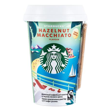 Սուրճ սառը «Starbucks Hazelnut Macchiato» 220մլ