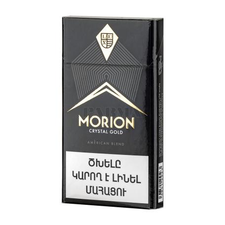 Ծխախոտ «Morion Super Slims Crystal Gold»