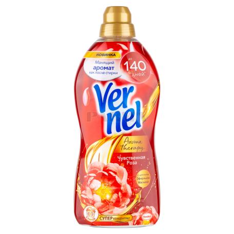 Փափկեցուցիչ լվացքի «Vernel Aroma Therapy» վարդ 1740մլ