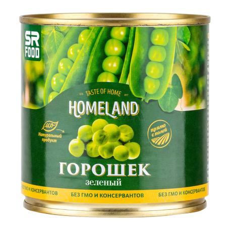 Ոլոռ «Homeland» կանաչ 400գ