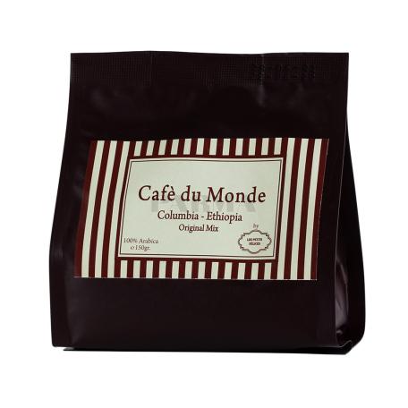 Սուրճ «Cafe du Monde Columbia-Ethiopia» 150գ