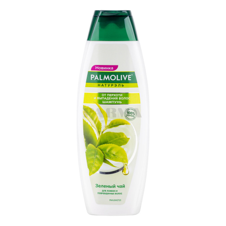Շամպուն «Palmolive» կանաչ թեյ 380մլ