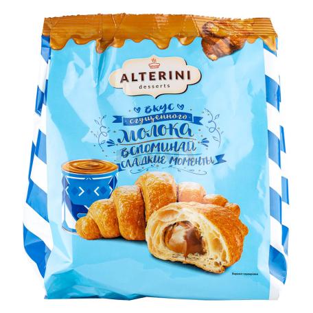Կրուասան «Alterini Desserts» խտացրած կաթ 200գ