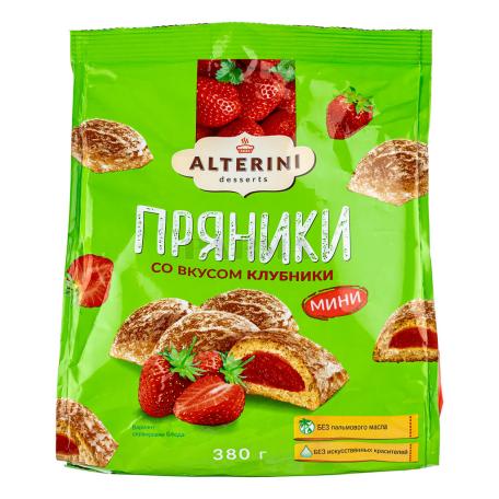 Քաղցրաբլիթ «Alterini Desserts» ելակ 380գ