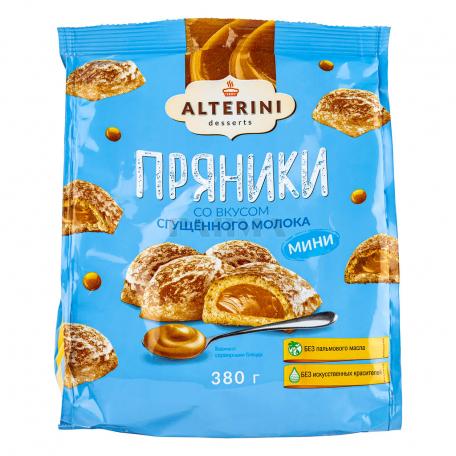 Քաղցրաբլիթ «Alterini Desserts» խտացրած կաթ 380գ