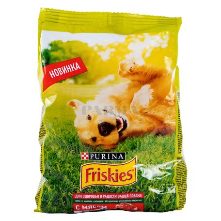 Շան կեր «Friskies» մսով 500գ