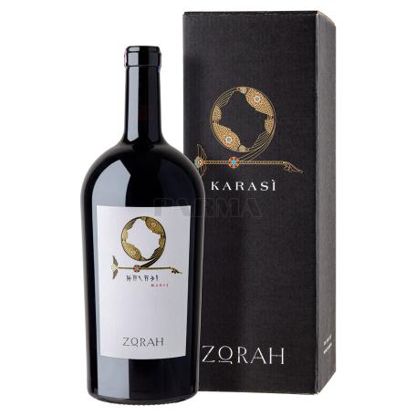 Գինի «Զորահ Կարասի» կարմիր, չոր 1․5լ