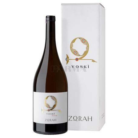 Գինի «Զորահ Ոսկի» սպիտակ, չոր 750մլ
