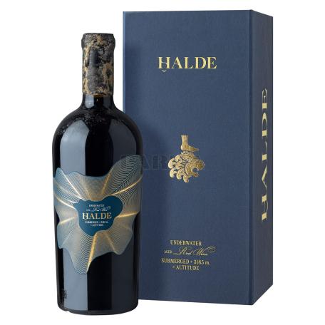 Գինի «Հալդե» կարմիր, չոր 750մլ