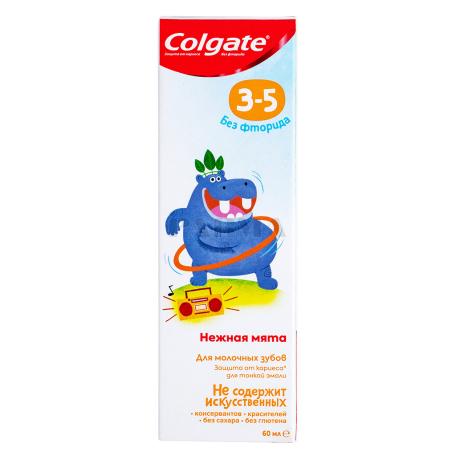 Ատամի մածուկ «Colgate» մանկական 60մլ