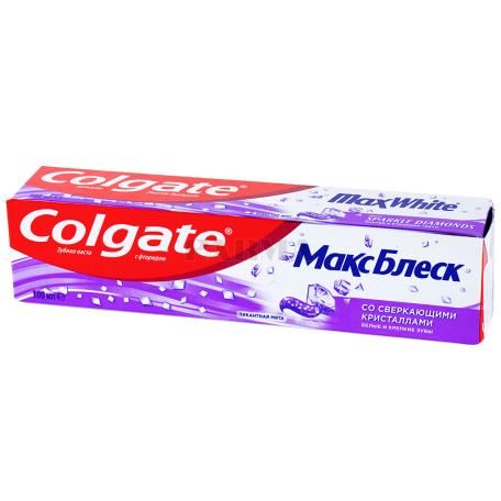 Ատամի մածուկ «Colgate MaxWhite» անանուխ 100մլ