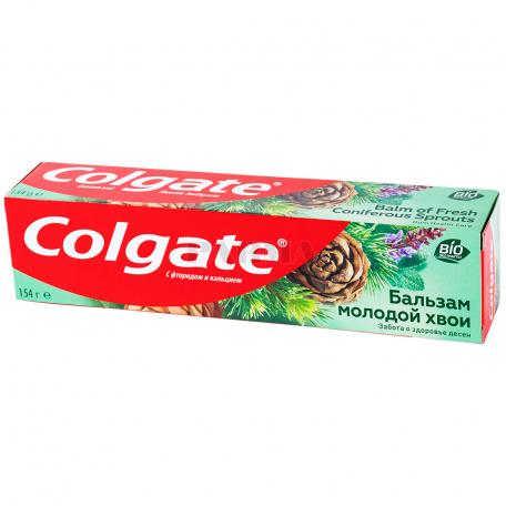 Ատամի մածուկ «Colgate Bio» փշատերև 154գ