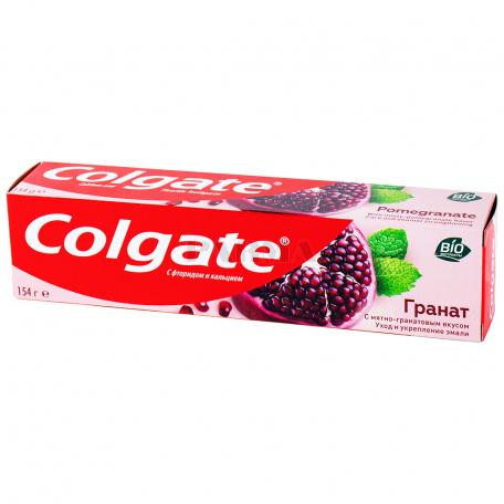 Ատամի մածուկ «Colgate Bio» նուռ, անանուխ 154գ