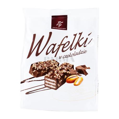 Վաֆլի «Tago» շոկոլադ, գետնանուշ 200գ