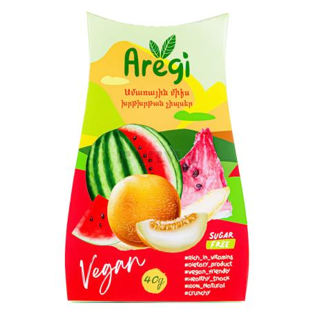 Չիպս «Արեգի Vegan» ամառային միքս 40գ