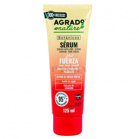 Դիմակ-շիճուկ մազի «Agrado Nutrition» 125մլ