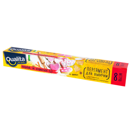 Թուղթ թխման համար «Qualita» 8մ