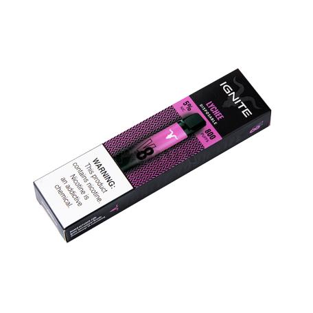 Ծխախոտ էլեկտրական «Ignite V8» լիչի
