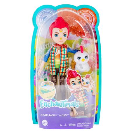 Խաղալիք «Enchantimals Redward Haan & Cluck»