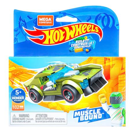 Խաղալիք «Hot Wheels Muscle Bound»