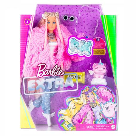 Խաղալիք «Barbie Extra»