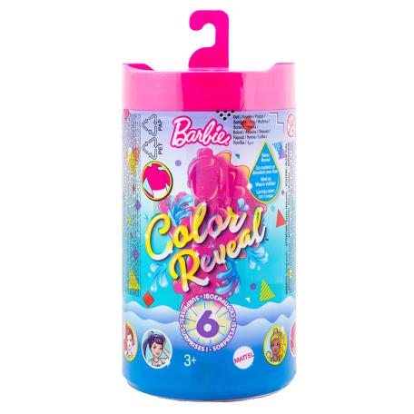 Խաղալիք «Barbie Color Reveal 6»