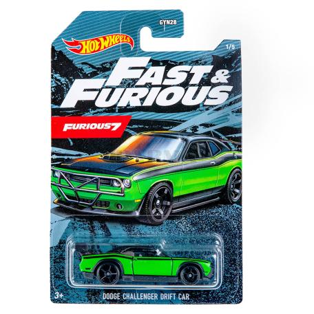 Խաղալիք «Hot Wheels Fast & Furious»