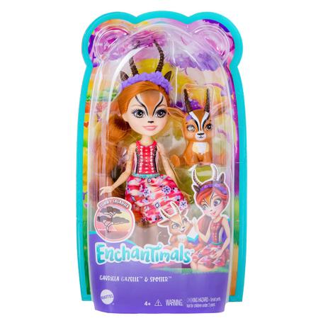 Խաղալիք «Enchantimals Gabriella Gazelle»