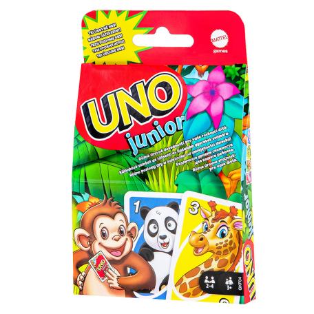 Թղթախաղ «Uno Junior»