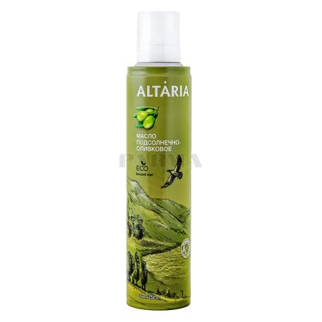 Ձեթ «Altaria Eco Extra Virgin» արևածաղկի, ձիթապտղի 250մլ
