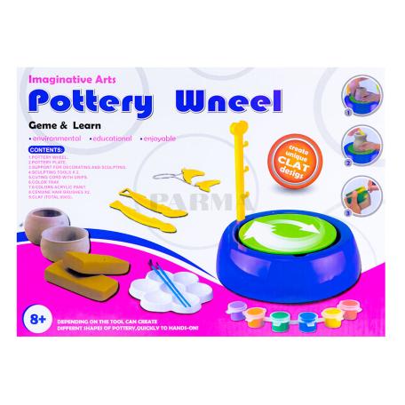 Խաղալիք «Pottery Wneel»
